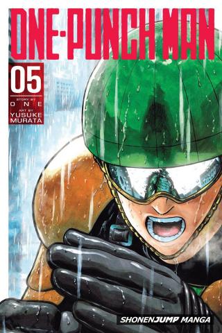 One-Punch Man Vol. 5