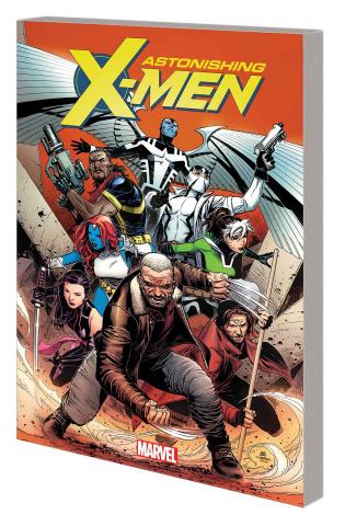 Astonishing X-Men Vol. 1: Life of X