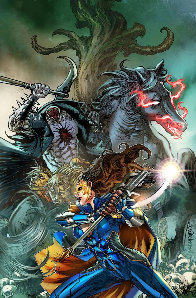 Belle: The Headless Horseman (Tolibao Cover)