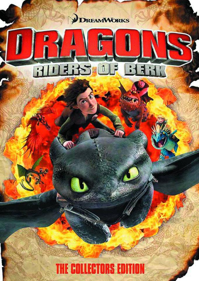 Dragons: Riders of Berk Collection Vol. 1