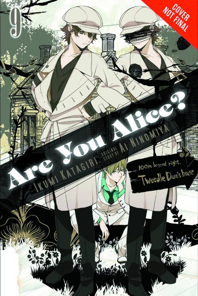 Are You Alice? Vol. 9