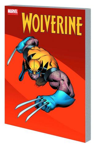 Marvel Universe: Wolverine