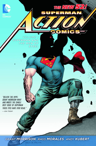Superman: Action Comics Vol. 1: Superman and the Men of Steel