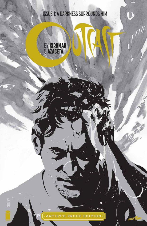 Outcast (Image Giant Sized Artist's Proof Edition)