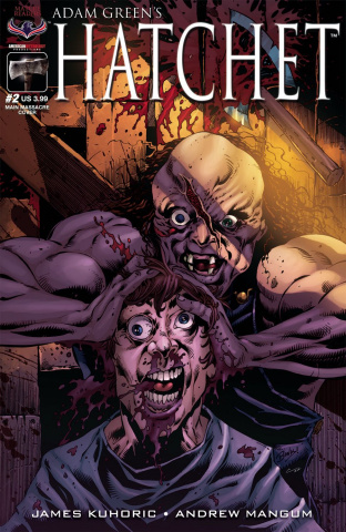 Hatchet #2 (Bonk Mutilation Cover)