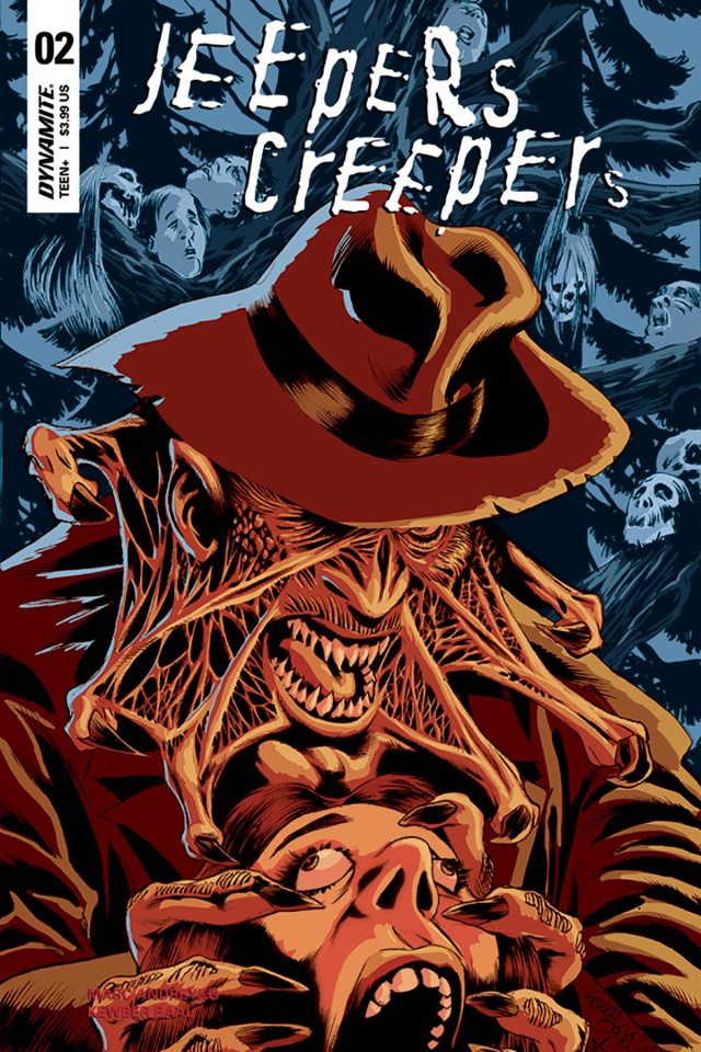 Jeepers Creepers #2 (Jones Cover)