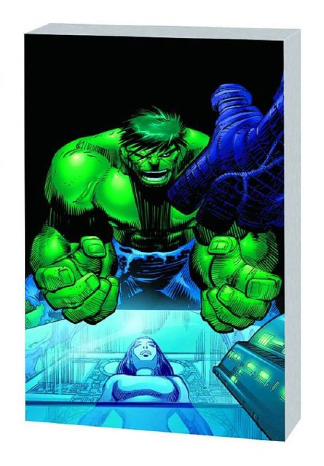 The Incredible Hulk: Past Perfect