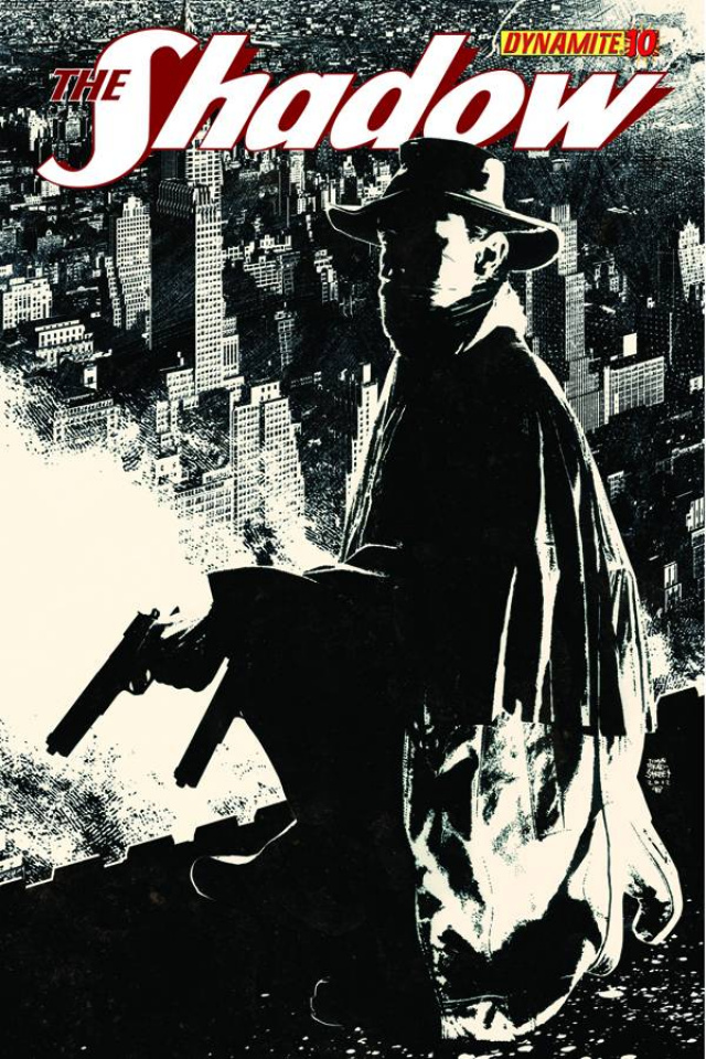 The Shadow #11
