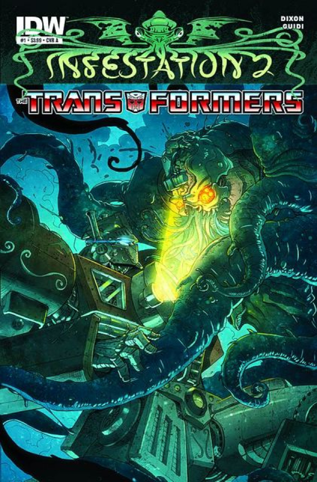 Infestation 2: Transformers #1