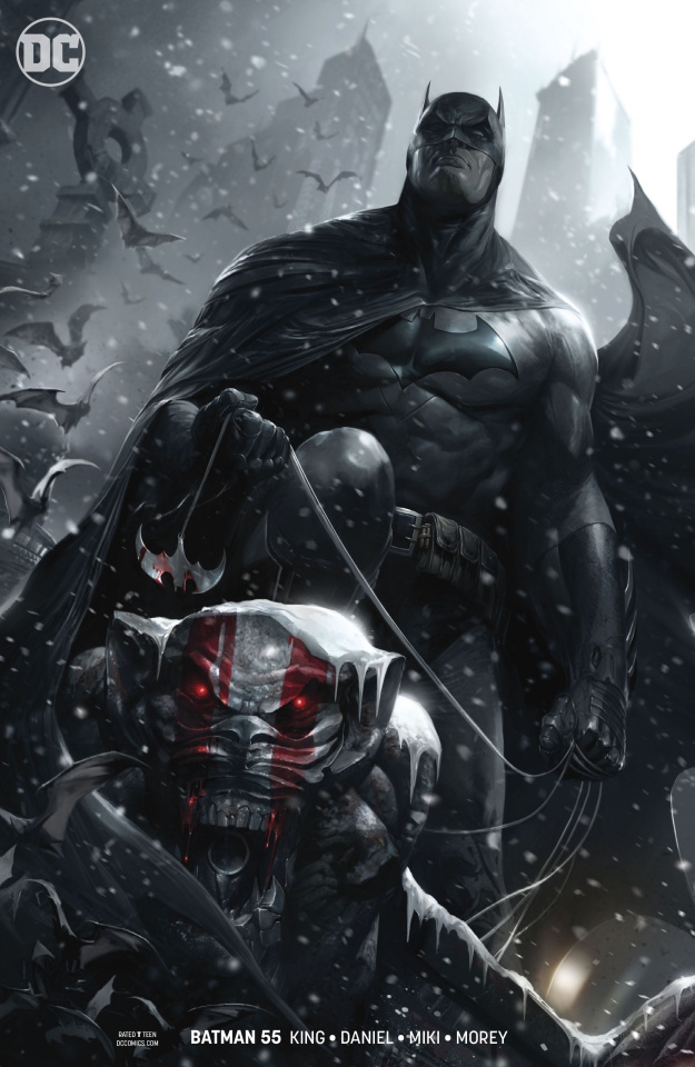 Batman #55 (Variant Cover)