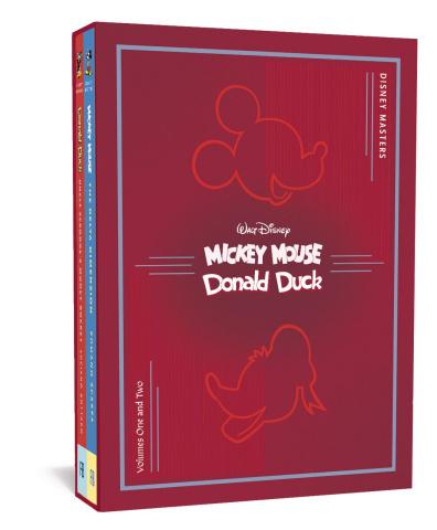 Disney Masters Collectors Box Set 1 & 2