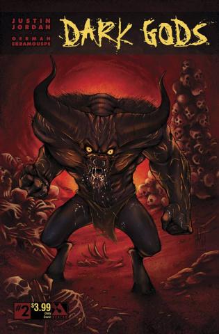 Dark Gods #2 (Deity Cover)