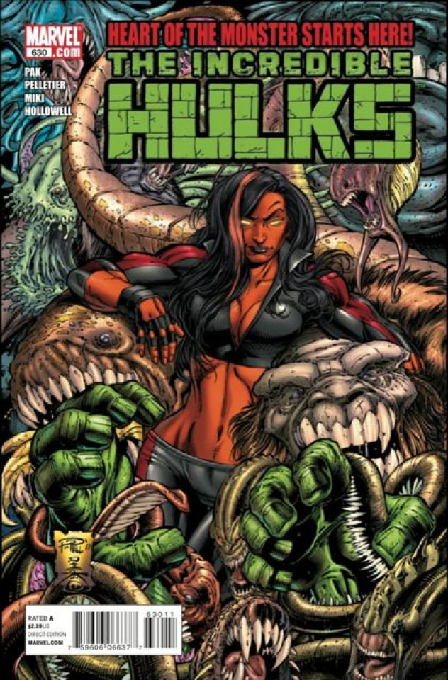 The Incredible Hulks #630