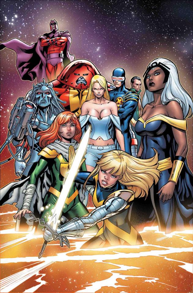 The Immortal Hulk #8 (Pacheco Uncanny X-Men Cover)