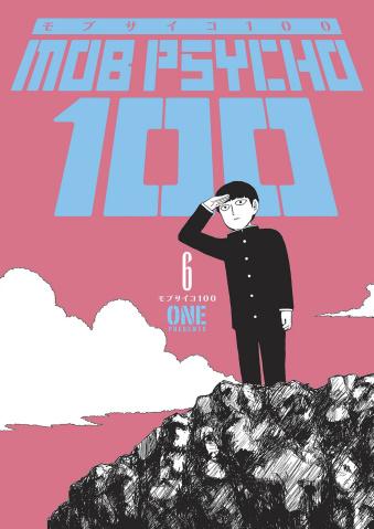 Mob Psycho 100 Vol. 6