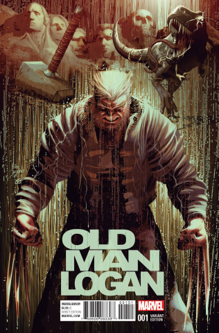 Old Man Logan #1 (Deodato Cover)