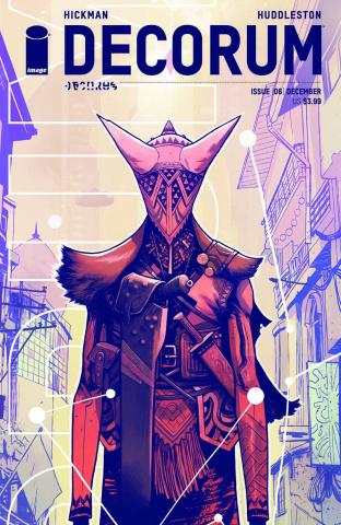 Decorum #6 (Huddleston Cover)