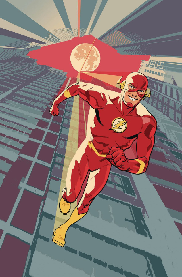 The Flash #73 (Variant Cover)