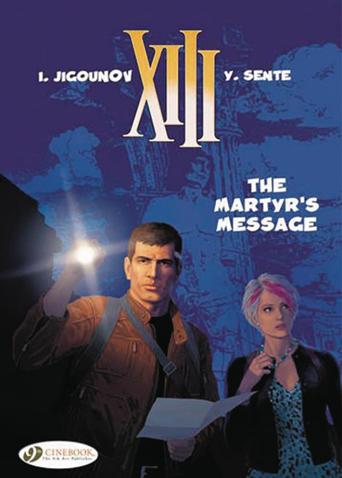 XIII Vol. 22: The Martyr's Message