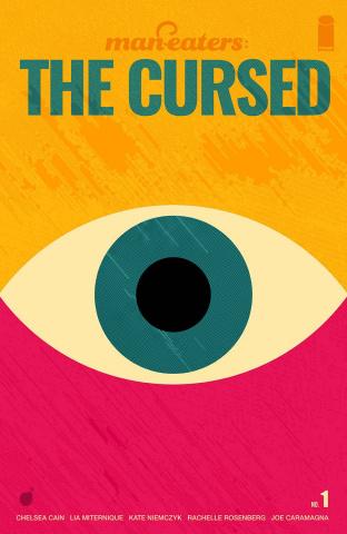 Man-Eaters: The Cursed #1 (Miternique Cover)