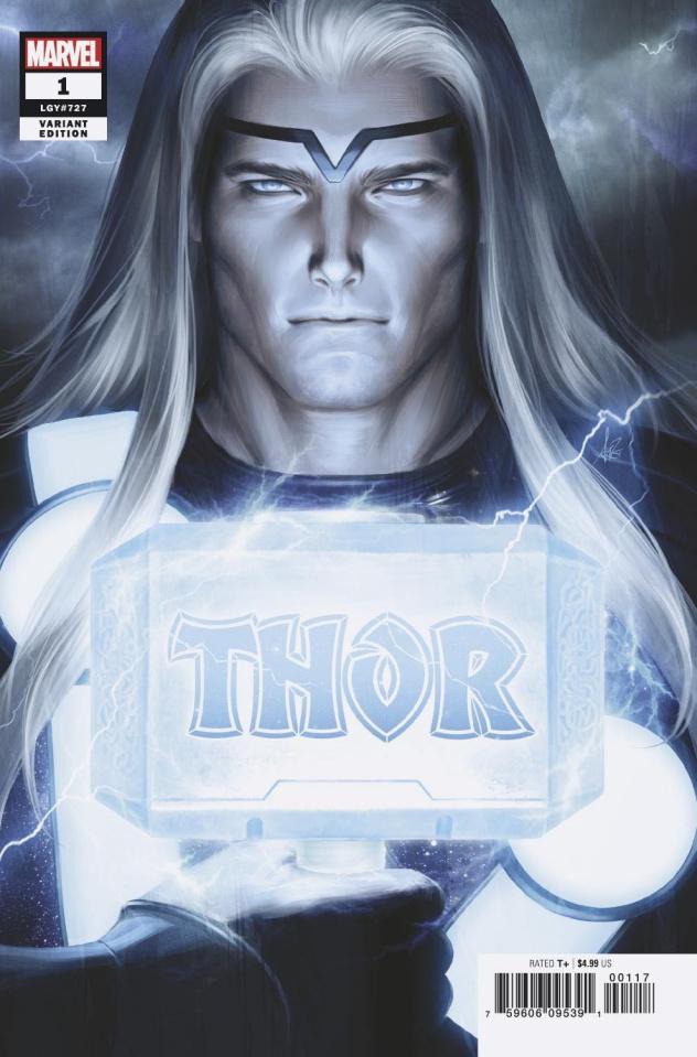 Thor #1 (Artgerm Cover)