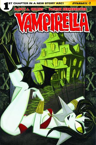Vampirella #7 (Subscription Cover)