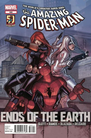 The Amazing Spider-Man #685