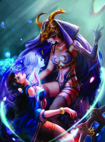 Grimm Fairy Tales #68 (Yang Cover)