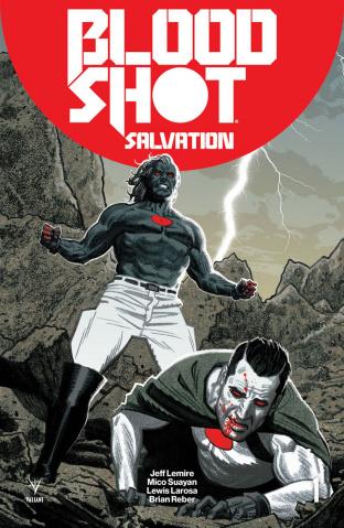 Bloodshot: Salvation #1 (20 Copy Interlock Smallwood Cover)