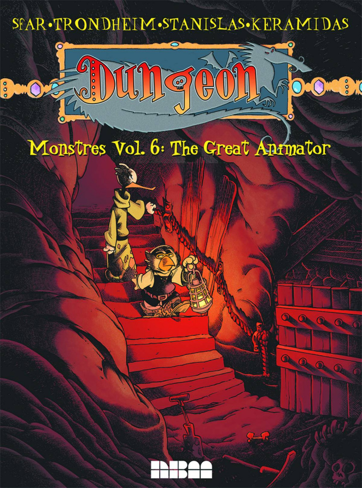 Dungeon: Monstres Vol. 6: The Great Animator