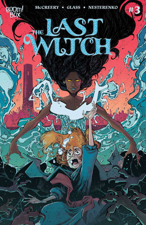 The Last Witch #3 (Corona Cover)