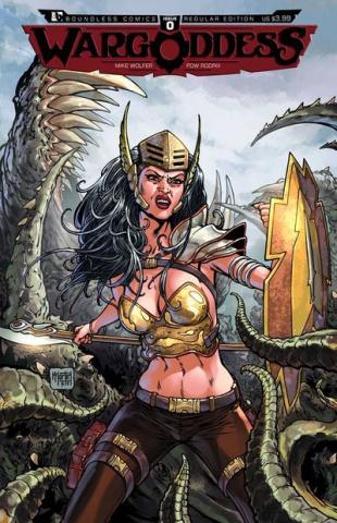 War Goddess #0