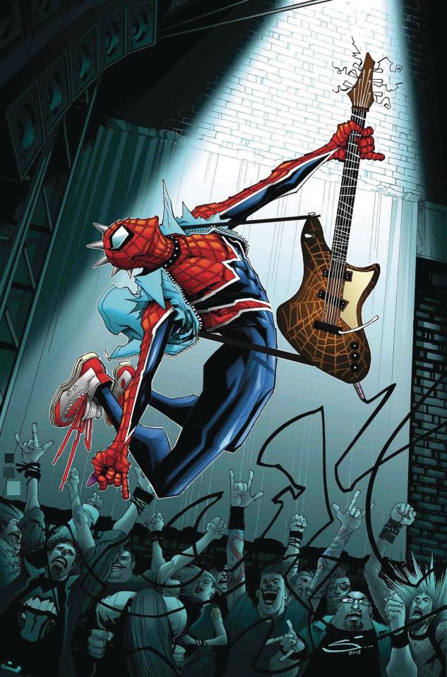 The Edge of Spider-Geddon #1