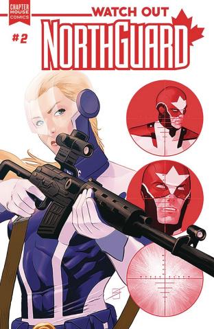 Northguard #2 (Salas Cover)