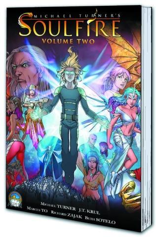 Soulfire Vol. 2: Dragon Fall