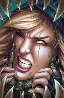 Grimm Fairy Tales: Robyn Hood - I Love NY #2 (Riveiro Cover)