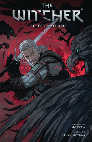 The Witcher Vol. 4: Of Flesh and Flame