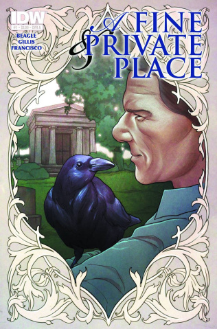 A Fine & Private Place #1 (20 Copy Cover)