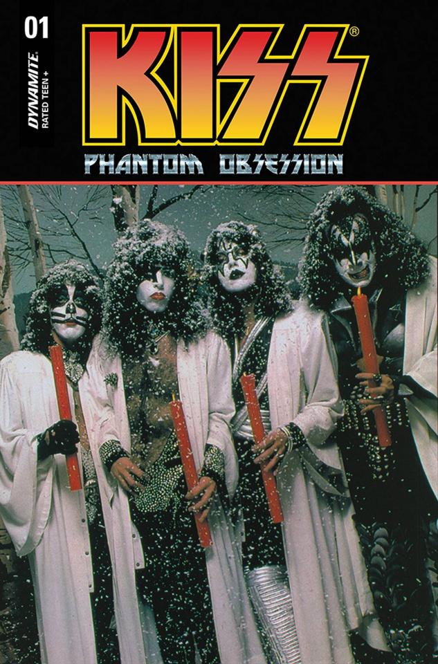 KISS: Phantom Obsession #1 (Photo Cover)