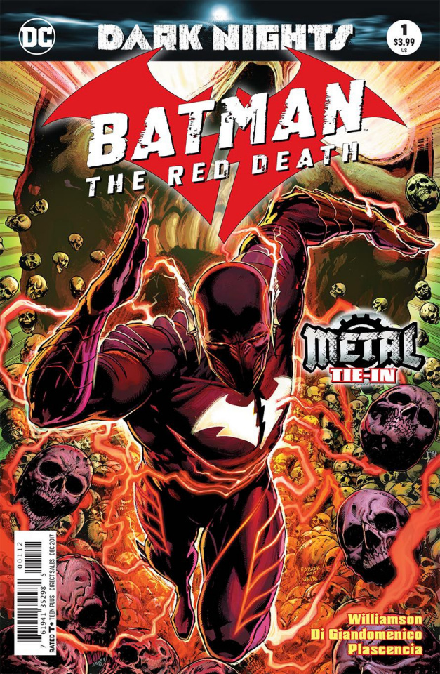 Batman: The Red Death #1 (2nd Printing)