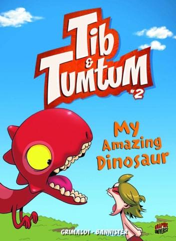 Tib & Tumtum Vol. 2: My Amazing Dinosaur