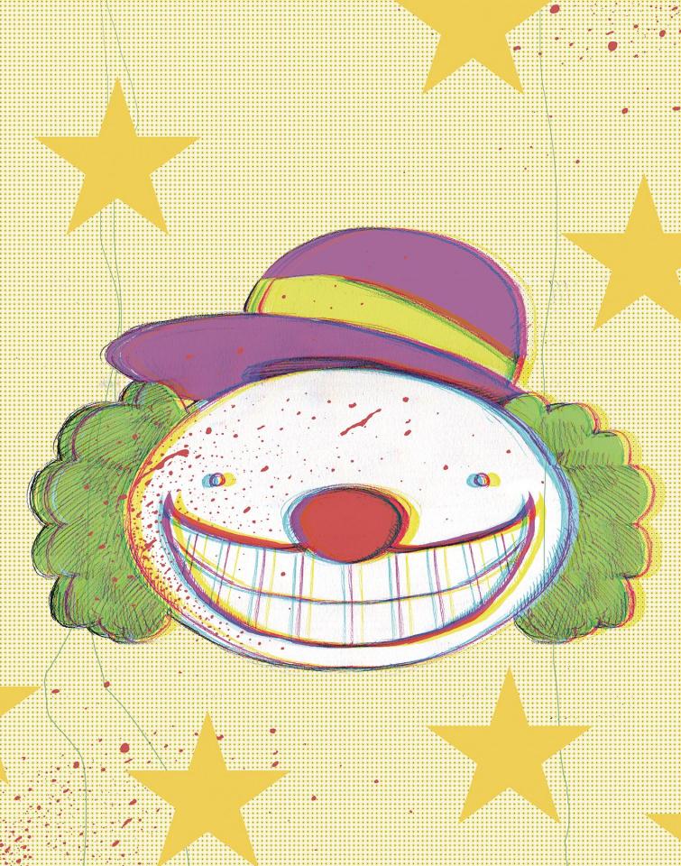 Joker: Killer Smile #3