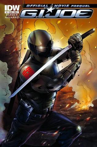 G.I. Joe 2: Retaliation Movie Prequel #1