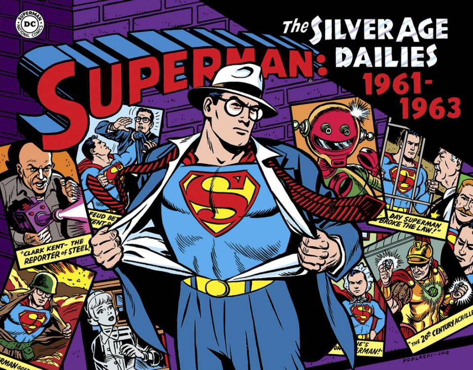Superman: The Silver Age Newspaper Dailies Vol. 2: 1961-1963