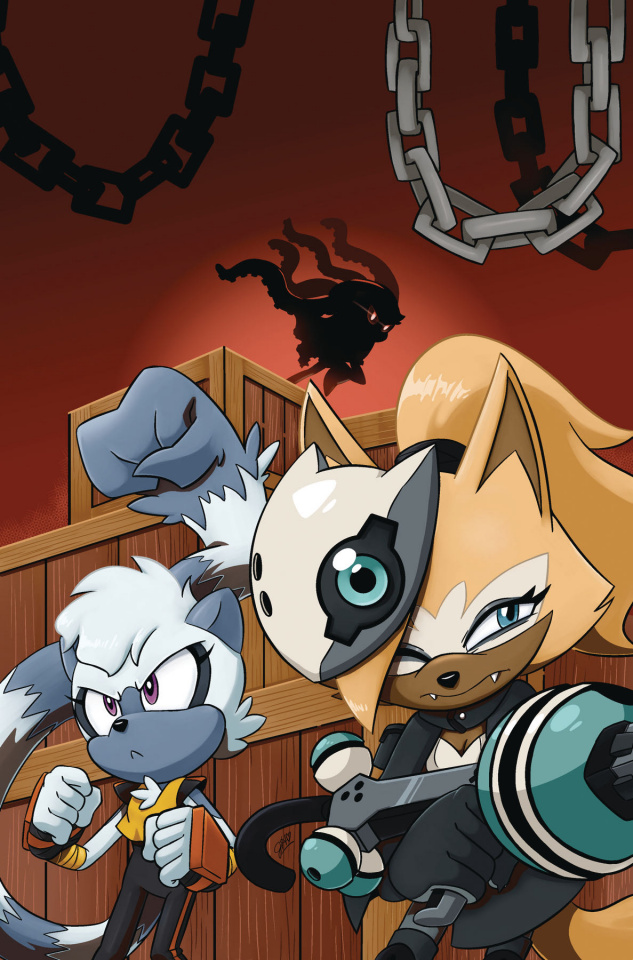 Sonic the Hedgehog: Tangle & Whisper Vol. 1