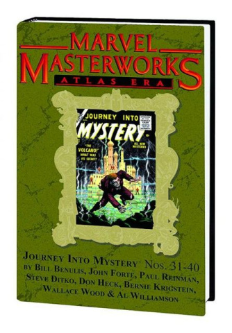 Atlas Era Journey Into Mystery Vol. 4 (Marvel Masterworks)
