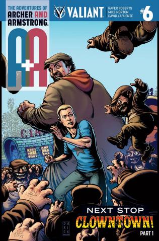 A&A #6 (Robertson Cover)