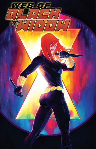 Web of Black Widow #1 (Hetrick Cover)