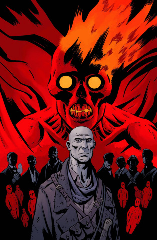 Baltimore: Cult of the Red King #2