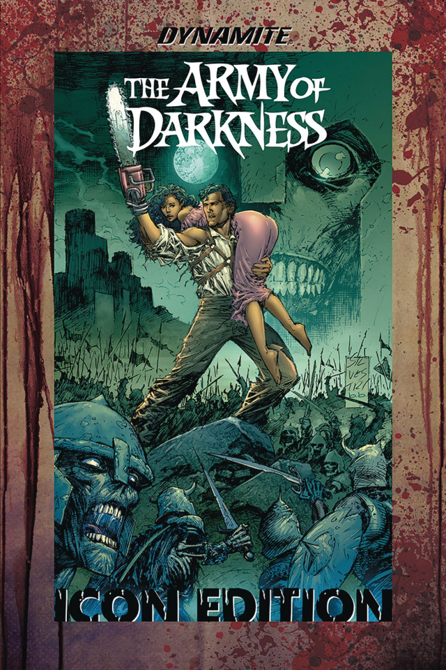 Death to the Army of Darkness #2 (60 Copy Silvestri Icon Cover)